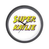 Super kaylie Wall Clock