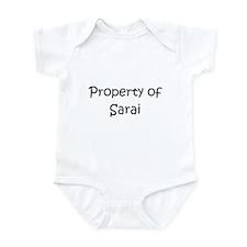 Unique Sarai Infant Bodysuit