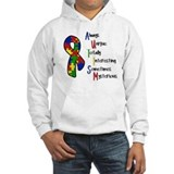 Autism Awareness Hoodie Sweatshirt