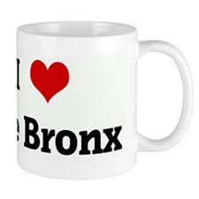 I Love The Bronx Mug