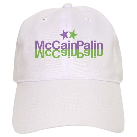 McCain Palin Reflections Cap