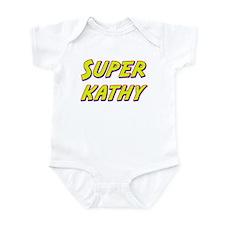 Super kathy Onesie