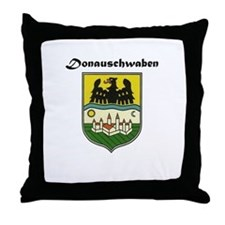 Donauschwaben Throw Pillow