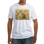 The Great Dane Fitted T-Shirt