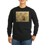 The Great Dane Long Sleeve Dark T-Shirt