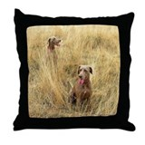 The Great Dane Throw Pillow