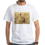The Great Dane White T-Shirt