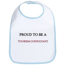 Proud to be a Tourism Consultant Bib