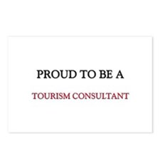 Proud to be a Tourism Consultant Postcards (Packag