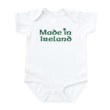 Made in Ireland Onesie