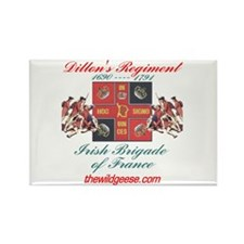 Irish Brigade of Fr. Rectangle Magnet
