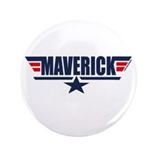 "Maverick 3.5"" Button (100 pack)"