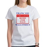 Thank You Wallstreet Tee