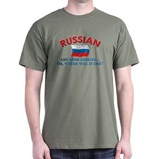 Good Lkg Russian 2 T-Shirt