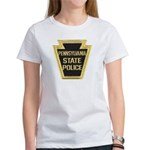 Penna. State Police Women's T-Shirt