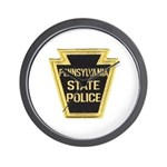 Penna. State Police Wall Clock