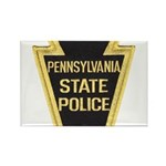 Penna. State Police Rectangle Magnet (10 pack)