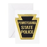 Penna. State Police Greeting Cards (Pk of 20)