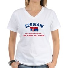 Good Lkg Serbian 2 Shirt