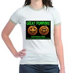 Great Pumpkins Jr. Ringer T-Shirt