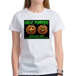 Great Pumpkins Women's T-Shirt