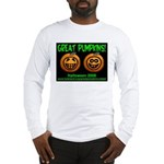 Great Pumpkins Long Sleeve T-Shirt