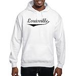 Louisville Hooded Sweatshirt