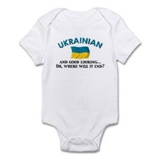 Good Lkg Ukrainian 2 Infant Bodysuit