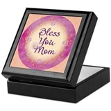 Bless You Mom Keepsake Box