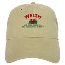 Good Lkg Welsh 2 Baseball Cap