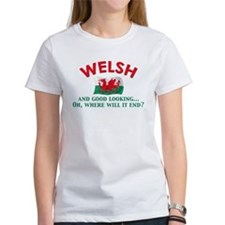 Good Lkg Welsh 2 Tee