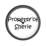 Sherie Wall Clock