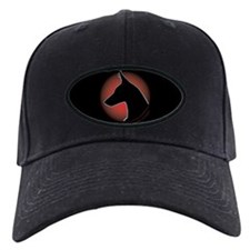Red Sun Doberman Baseball Hat