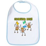 Colorguard Rocks Bib