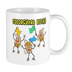 Colorguard Rocks Mug