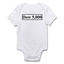 Dow 5,000 Infant Bodysuit
