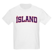 Iceland Colors T-Shirt