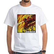 'The Hell Train' T-Shirt With Backprint
