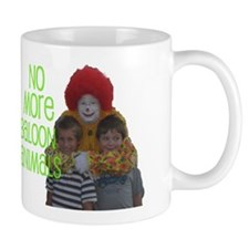 CLOWNING AROUND (DIFFERENT DE Mug