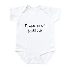 Unique Suzette Infant Bodysuit