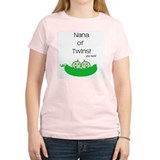 Nana of twins and more T-Shirt