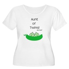 Aunt of twins and more T-Shirt