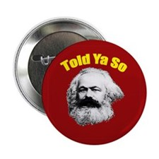 "Karl Marx 2.25"" Button"