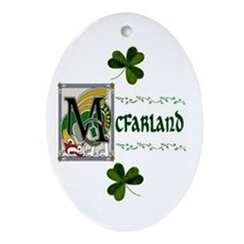 McFarland Celtic Dragon Keepsake Ornament