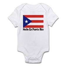 Made in Puerto Rico Infant Creeper
