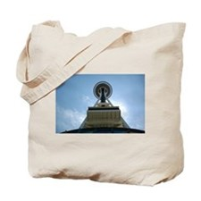 Seattle Sky Needle Tote Bag