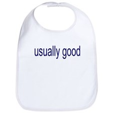 usually good baby Bib