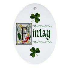 Finlay Celtic Dragon Keepsake Ornament