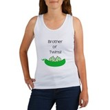 Brother of twins Women's Tank Top