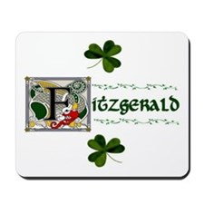 Fitzgerald Celtic Dragon Mousepad
